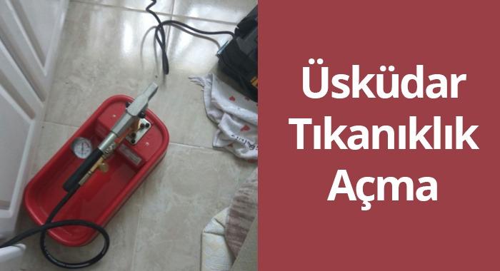 Photo of Üsküdar Tıkanıklık Açma