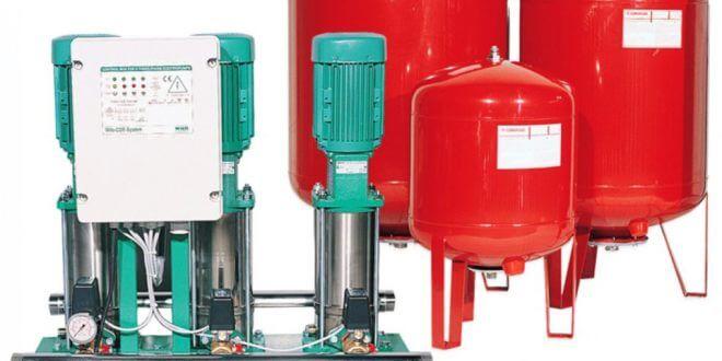 hidrofor-sistemleri